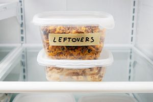 Keep Listeria out of your Fridge