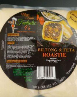 Biltong & Feta 4's Roastie