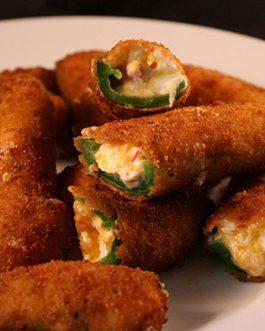 Cheesy Jalapeno 4's Roastie