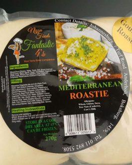 Mediterranean (Basil Pesto & Feta) 4's Roastie
