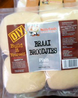 Plain Braaibroodjie (No filling)